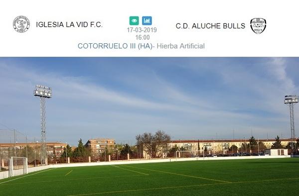 El C.D. Aluche Bull´s buscará mantener su pulso por el ascenso en el partido de la 24ª jornada