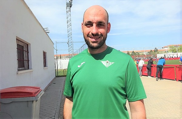 Entrevista a Pablo García, integrante del cuerpo técnico del C.D. Betis San Isidro (Temporada 2018/19)