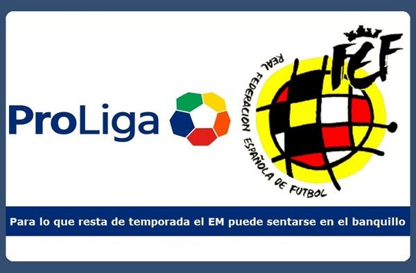 La RFEF atiende la petición de ProLiga y permite a los Encargados de Material sentarse en el banquillo esta temporada 2018/19