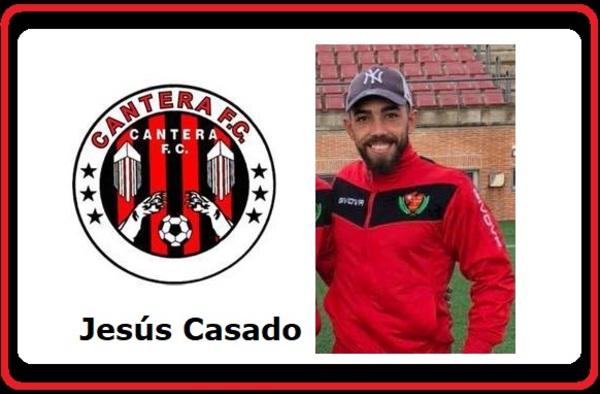 Fichaje de Jesús Casado por el Cantera F.C. para lo que resta de la temporada 2018/19