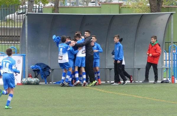 La cantera del C.D.E. Santa Bárbara Getafe en auge en la temporada 2018/19