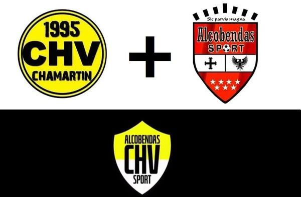 Chamartín Vergara y Alcobendas Sport unen sus escudos para las categorías inferiores en la temporada 2019/20