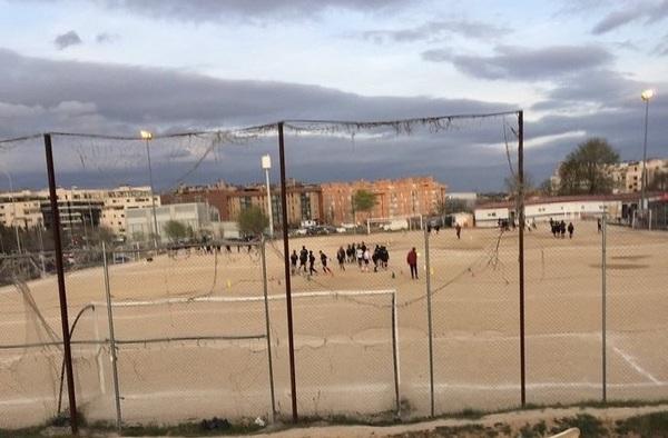 Oña Sanchinarro y Los Pinos de Moratalaz jugarán mañana el partido aplazado de la 28ª jornada de liga
