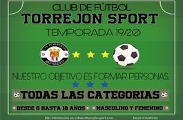 Torrejonsport1920cartelport