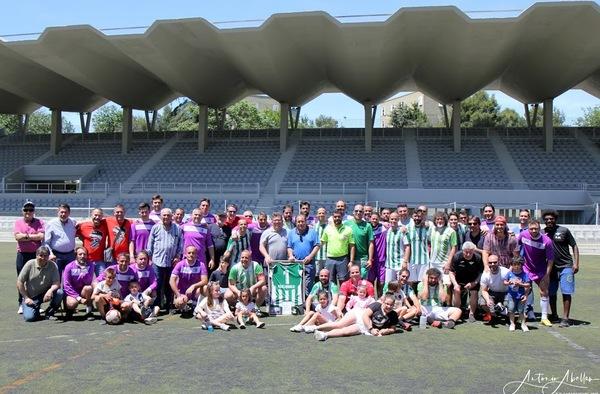 """El C.D. Betis San Isidro estrenaba el """"Canódromo"""" en su V Trofeo San Isidro """"Homenaje a Pedro Bermejo"""""""