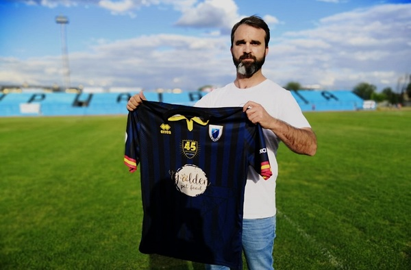 La A.D. Parla vuelve a crear su equipo Senior ''B'' con Ernesto López como entrenador para la temporada 2019/20
