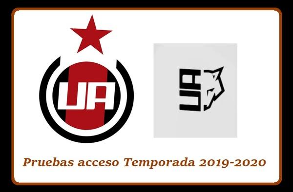 Pruebas de acceso al A.D. Unión Adarve - Temporada 2019-2020