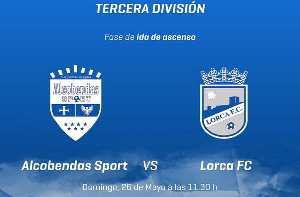 El Alcobendas Sport jugará su primer partido de playoff ante el Lorca FC en Matapiñoneras