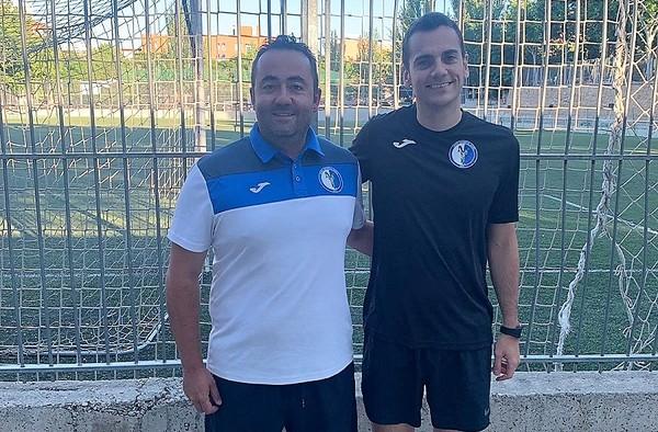 Pepe Casillas y Javier Fernández son los elegidos para dirigir el nuevo proyecto del primer equipo de la Unión Deportiva Usera