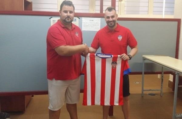 Gabi Río, fichaje para el banquillo del C.D. Atlético Vallecas para la temporada 2019/2020
