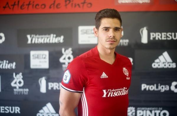 Primeros movimientos en la plantilla del Atlético de Pinto para la temporada 2019/20