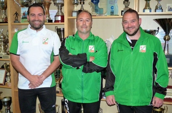 El Atlético Leones de Castilla confirma la continuidad del cuerpo técnico para la temporada 2019/20