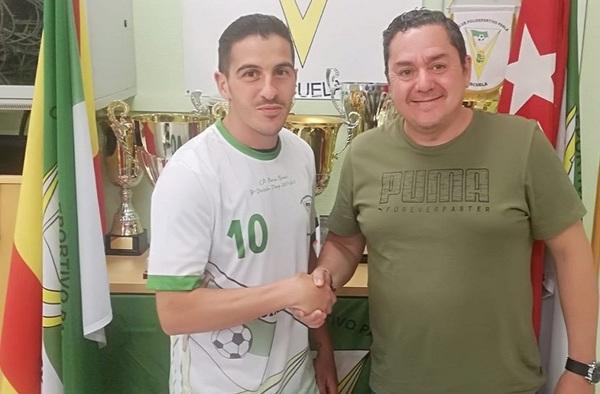 El Parla Escuela confirma de momento la continuidad de 5 futbolistas para la temporada 2019/20