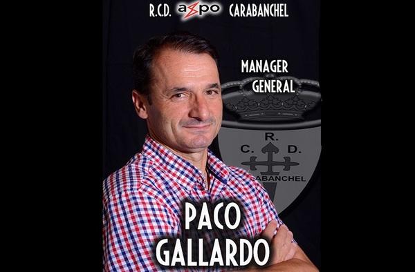 Paco Gallardo, nuevo Manager General del Real Axpo Carabanchel
