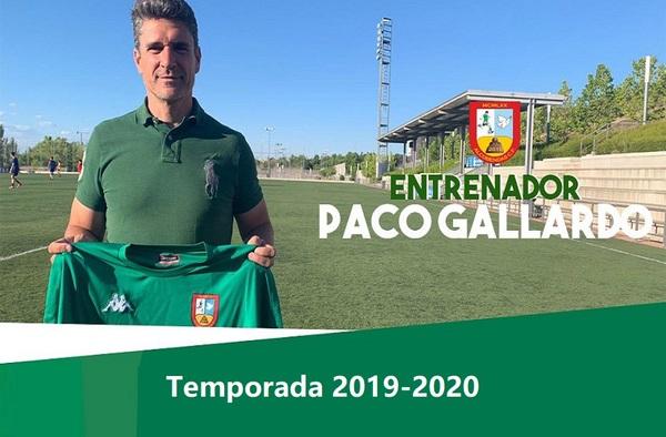 El Alcobendas Levitt vuelve a confíar en Paco Gallardo para el banquillo del equipo de Preferente