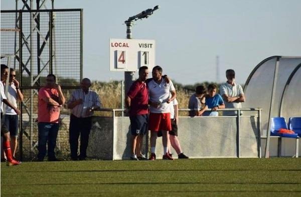 Andy Álvarez e Iván Garzas renuevan en el banquillo de Los Santos de la Humosa para la temporada 2019/20