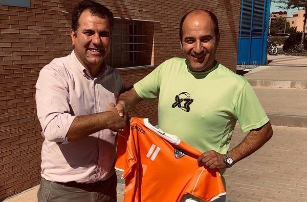 Alfonso Buhigas renueva como entrenador del C.P. Santa María del Pilar para la temporada 2019/20