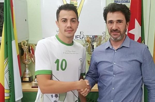 El C.P. Parla Escula firma a Héctor Revenga y Marcel Mihai para la temporada 2019/20