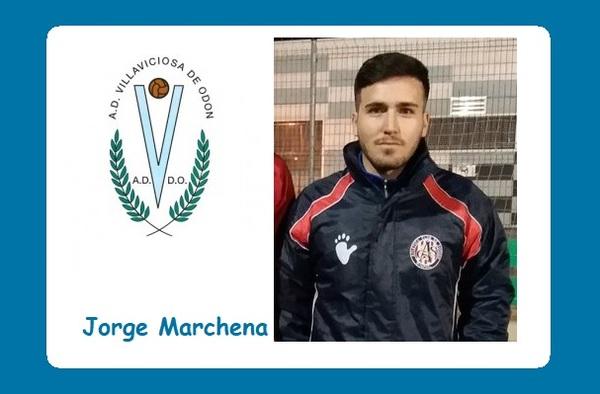 Jorge Marchena regresa al Villaviciosa de Odón para hacerse cargo del filial y ayudar en la coordinación del club
