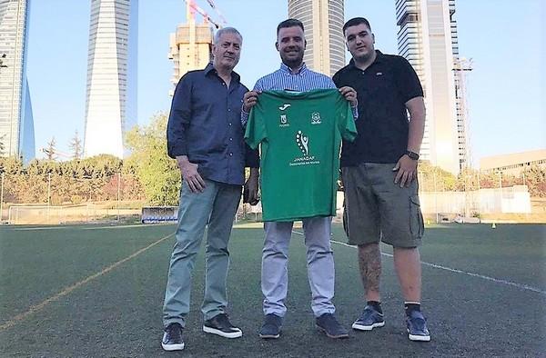 Se anuncia a Álvaro Vara como nuevo entrenador de la E.F. Barrio del Pilar para la temporada 2019/20