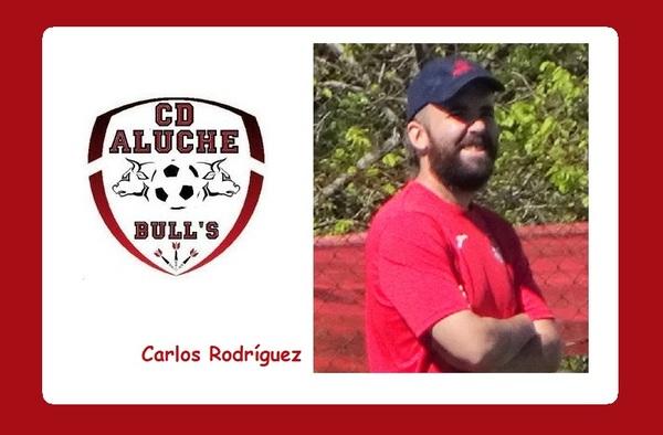 Cambio en el banquillo del C.D. Aluche Bull´s, llega Carlos Rodríguez tras la salida de Alex Fernández