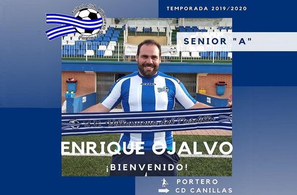 Tres primeros fichajes en el nuevo proyecto 2019-2020 del FC Villanueva del Pardillo