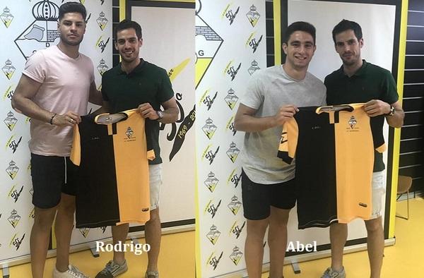 El Galapagar de Álvaro Gómez-Rey se sigue reforzando para la temporada 2019/20