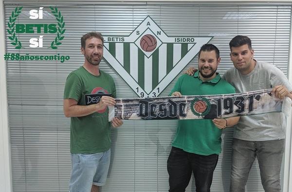 """Nuevo cuerpo técnico para el Betis San Isidro con """"Kuko"""" Álvarez al frente"""