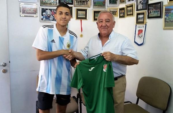 """Bahaddine El Omari """"Badin"""", nuevo jugador del Sitio de Aranjuez para la temporada 2019/20"""
