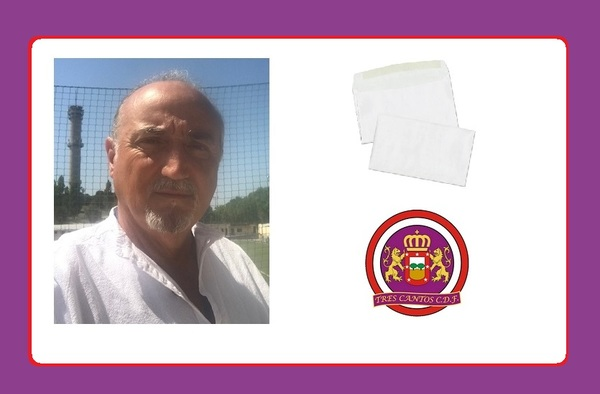Carta de Manuel Parra tras su dimisión como presidente del Tres Cantos C.D.F.