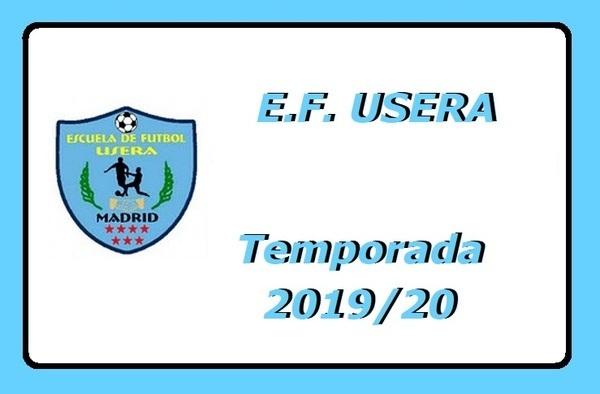 La E.F. Usera busca jugadores en distintas categorías - Temporada 2019-2020