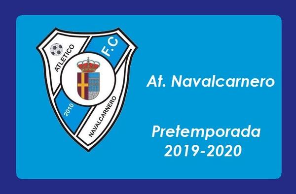 El Atlético Navalcarnero confirma sus partidos para la pretemporada 2019/20