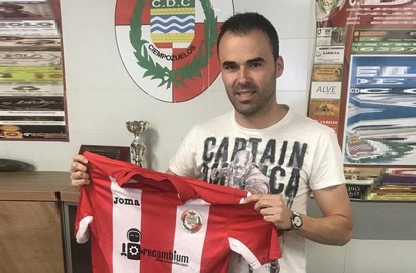 Víctor Fonseca encabezará desde el banquillo el nuevo proyecto del C.D.C. Ciempozuelos