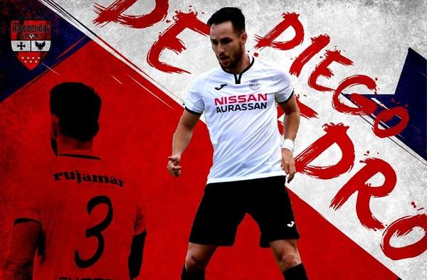 Diego De Pedro regresa al Alcobendas Sport desde el fútbol de Castilla La Mancha