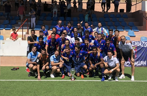 El C.D. Móstoles URJC Campeón de la Copa Federación 2019