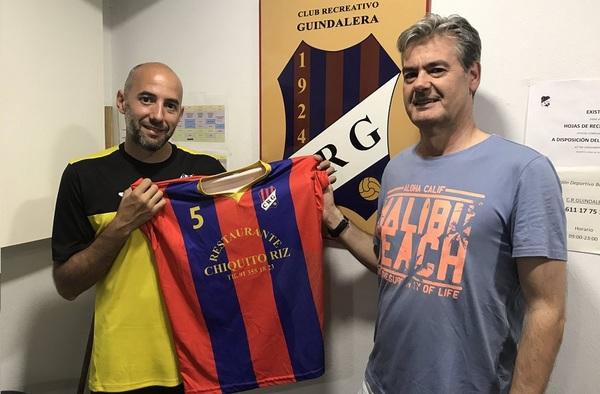 El C.R. Guindalera anuncia a Juanjo García como nuevo entrenador para la temporada 2019/20