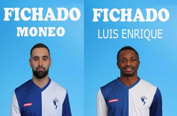 Moneo, Luis Enrique y Riki, tres primeros fichajes para el proyecto 2019-2020 del Aravaca CF