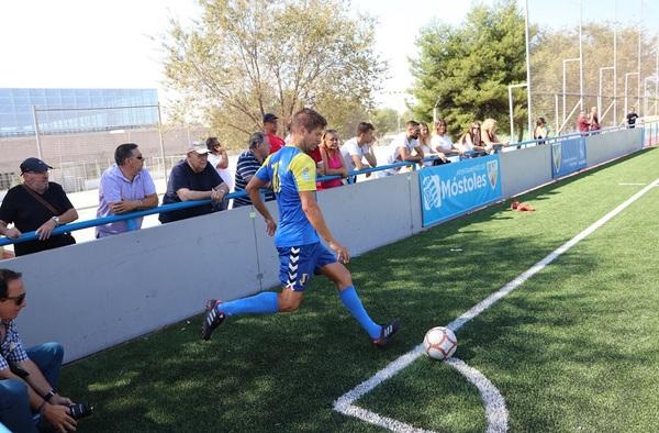 Móstoles CF 1-0 CD Yuncos, segundo partido de pretemporada del conjunto mostoleño