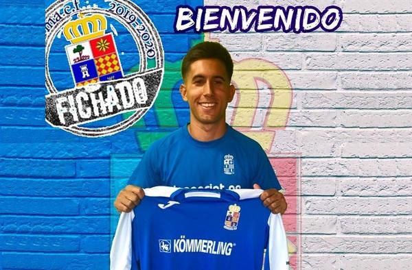 """Dani Caravaca, último """"gran"""" fichaje del Camarma CF para la temporada 2019/20"""