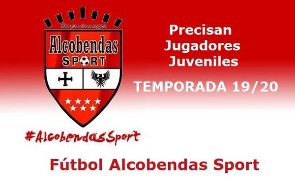 El Alcobendas Sport busca jugadores Juveniles para la temporada 2019-2020