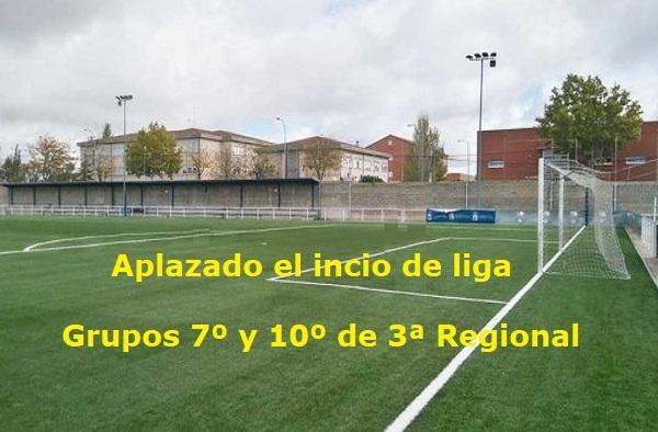 Los grupos 7º y 10º de Tercera Regional comenzarán el 29 de septiembre de 2019