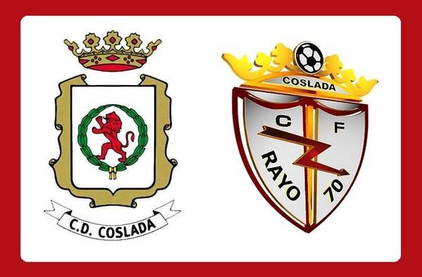 C.D. Coslada y C.F. Rayo 70 firman un convenio para potenciar la cantera de Coslada