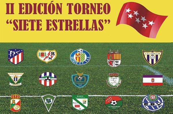 """II Torneo """"Siete Estrellas"""" en Tres Cantos - Sábado 21 de septiembre de 2019"""