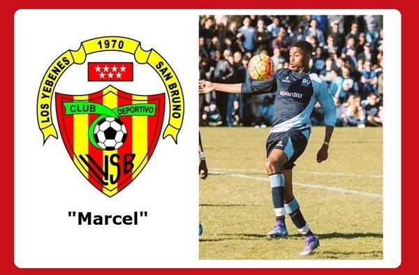 Los Yébenes San Bruno anuncia la incorporación del delantero Marcel Howard-Ekum