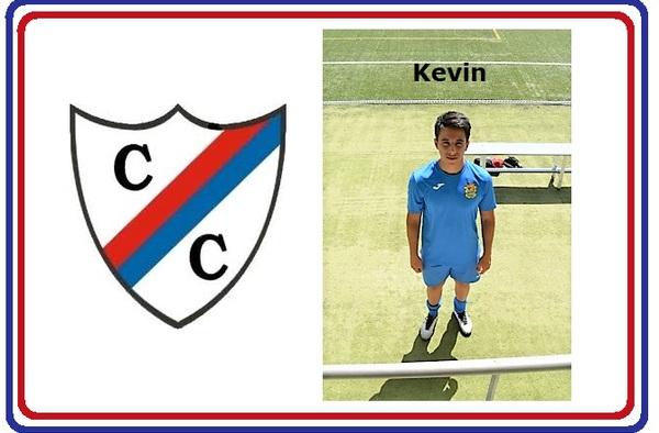 El delantero juvenil Kevin Gliwiñski a prueba en el Celtic Castilla FC