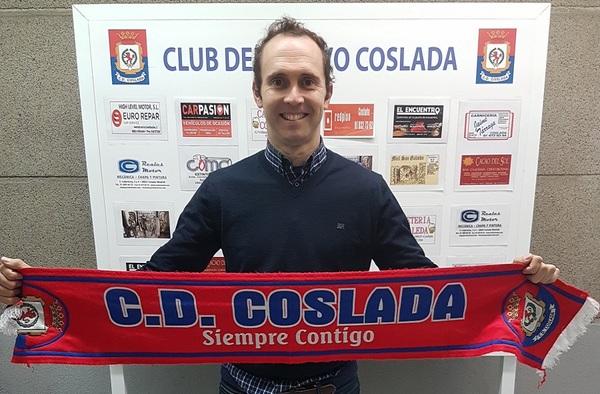 Alfonso Berenguer, elegido como entrenador del C.D. Coslada tras la salida de Mauri