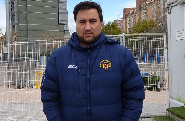 """Entrevista a Juan Celis, entrenador del C.D. Los Yébenes San Bruno """"B""""  (Temporada 2019/20)"""