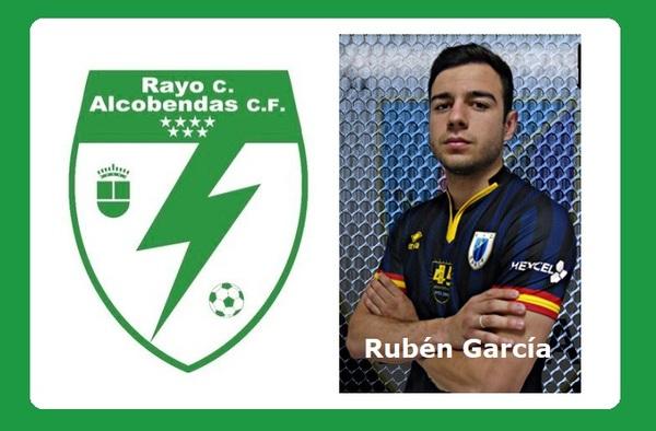 El Rayo Ciudad Alcobendas se refuerza con Rubén García y Shunya Hattori