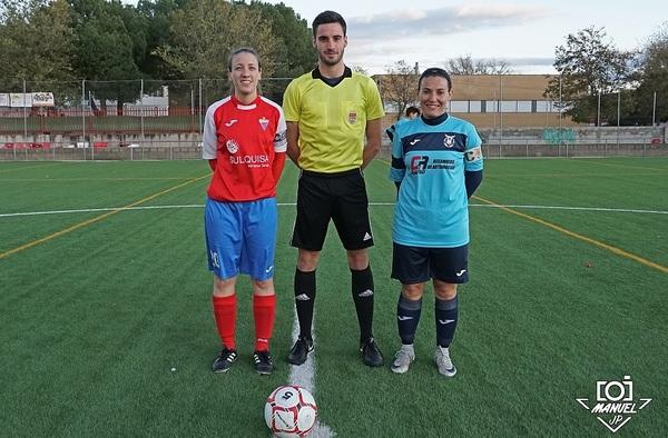7ª Jornada - Crónica y fotos: CD Villaconejos 4 - 0 CD Seseña Fútbol Base  (Femenino - Temporada 2019/20)