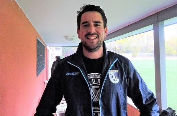 Entrevista a Álvaro De Gracia, 2º entrenador del C.F. Amisport  (Temporada 2019/20)